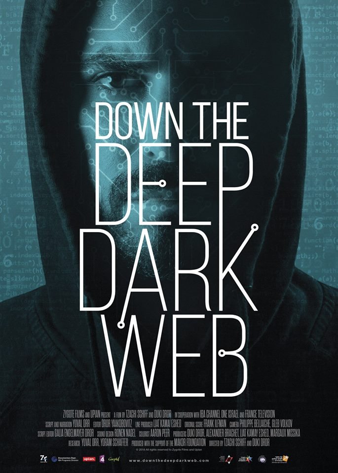 Down The Deep Dark Web  (2016) Bluray
