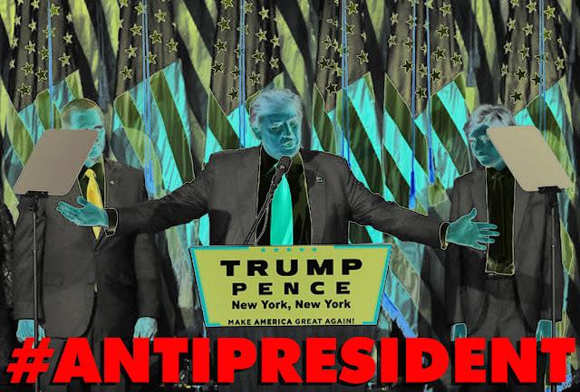 Trump- #AntiPresident