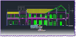 download-autocad-cad-dwg-file-rising-colonial-house