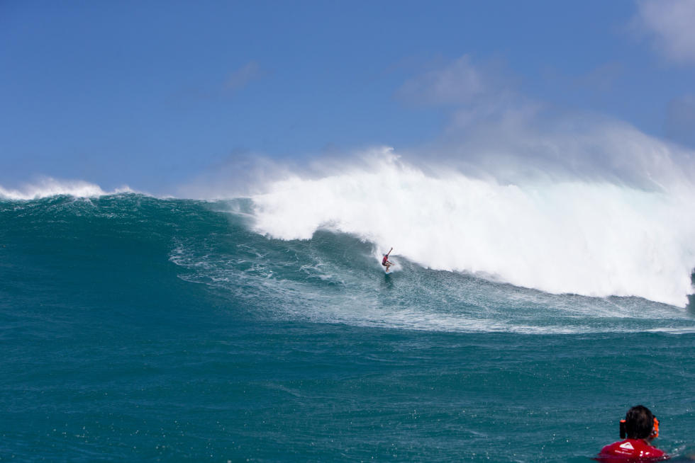 16 Mark Healey Quiksilver in Memory of Eddie Aikau Fotos WSL Keoki