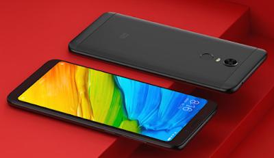 Spesifikasi & Harga Xiaomi Redmi 5 Plus