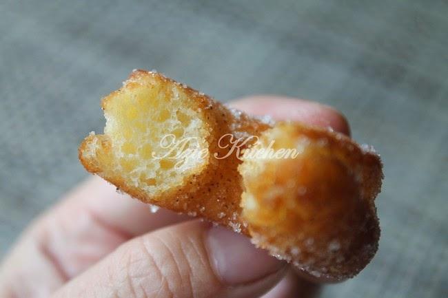 Donut Gebu dan Lembut
