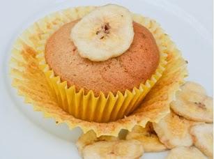 cara membuat cupcake pisang kopi enak lembut mudah