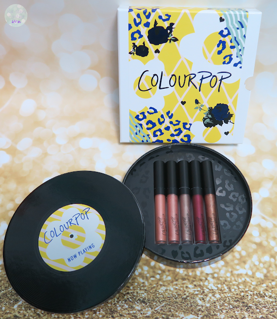 ColourPop Holiday 2016 - Kiss and Tell | Kat Stays Polished