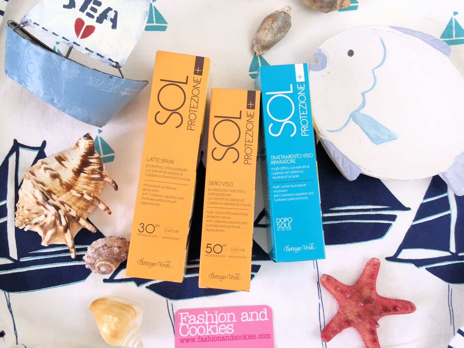 Solari Sol Protezione + di Bottega Verde su Fashion and Cookies beauty blog, beauty blogger