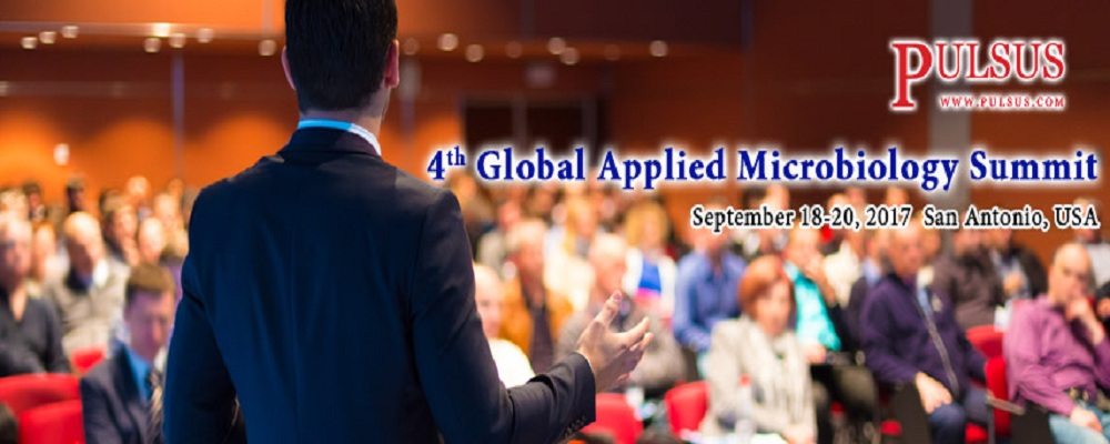 4<sup>th</sup> Global Applied Microbiology Summit