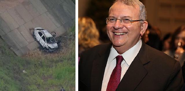ΒΡΕΘΗΚΕ απανθρακωμένος ο Έλληνας πρέσβης στη Βραζιλία!