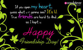 Friendship Wishes Image