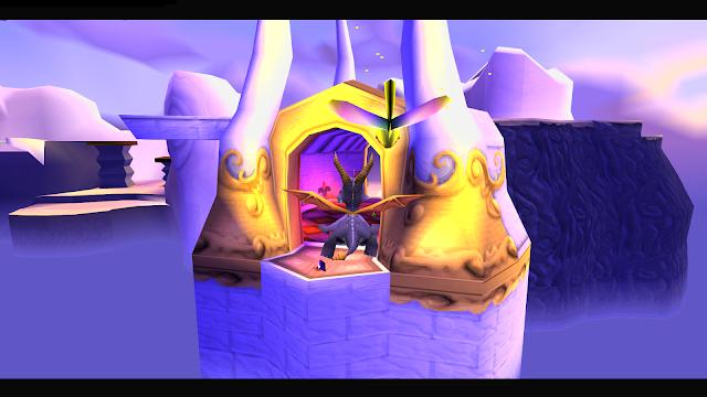 Spyro: El año del dragón - PSX - Captura 5