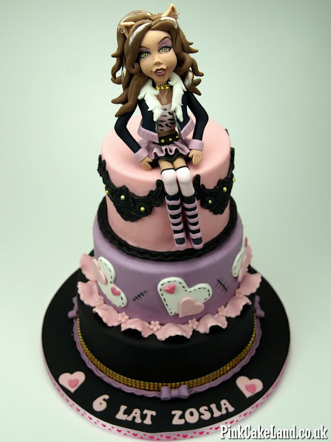 Monster High Cake London
