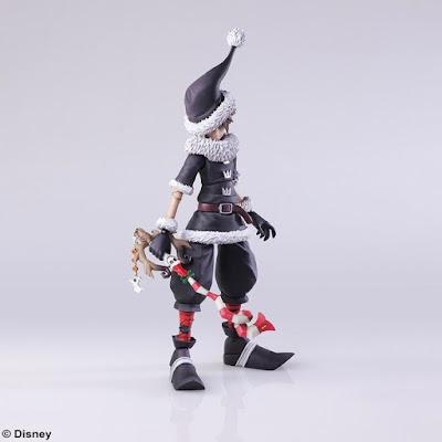 """Imágenes oficiales de Bring Arts Riku y Sora de """"Kingdom Hearts II & III"""" - Square Enix"""