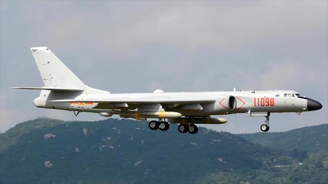 Bombarderos nucleares chinos, en alerta las 24 horas del día