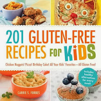 201 Gluten-Free Recipes for Kids cover