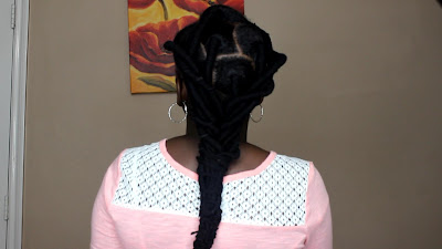 Yarn African Threading RESULTS   DiscoveringNatural