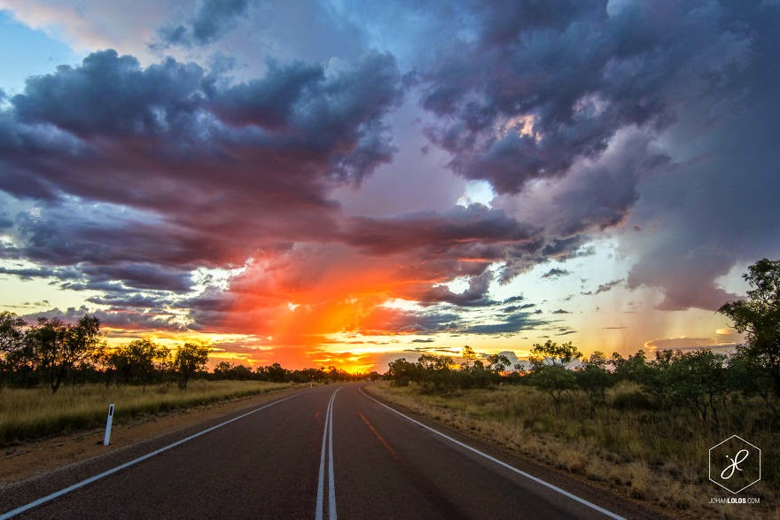 Kimberley, WA - Man Travels 40,000km Around Australia and Brings Back These Stunning Photos