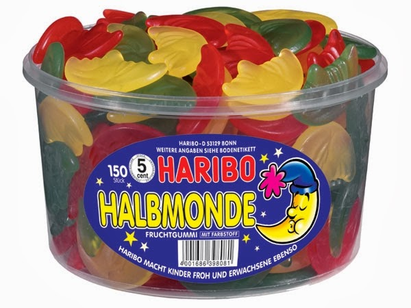Haribo Halbmonde