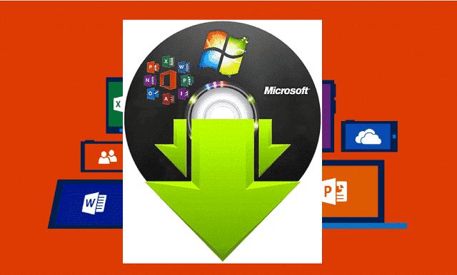 برنامج تحميل الويندوز والاوفيس من ميكروسوفت