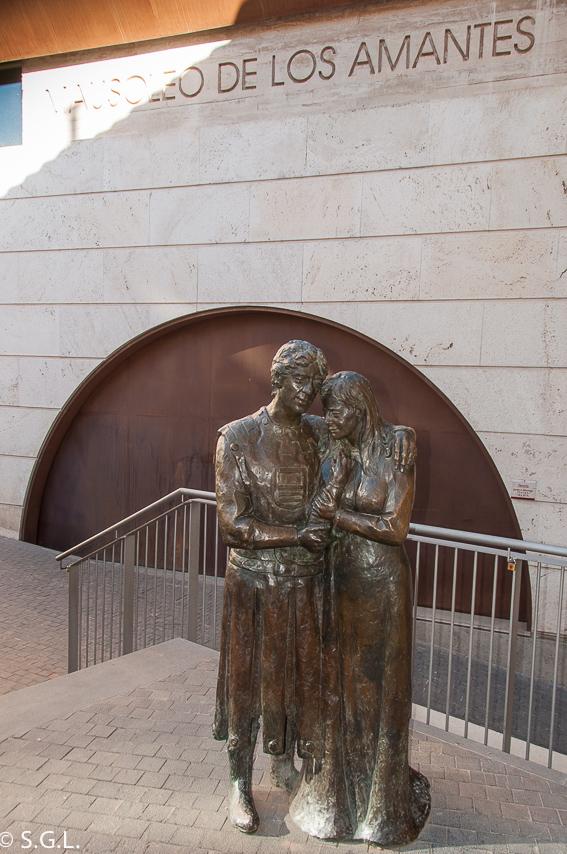 Mausoleo los amantes de Teruel