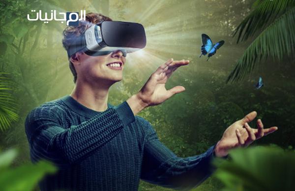 الحصول على نظارات الواقع الافتراضي 3D مجانا حتى باب منزلك