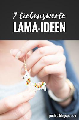 7 liebenswerte Lama-Ideen zum Verlieben – Pinterest