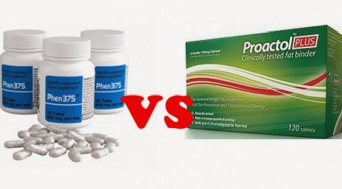 Phen375 vs Proactol Plus