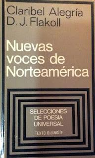 Nuevas voces de Norteamérica / recopiladas por Claribel Alegría, D.J. Flakoll.