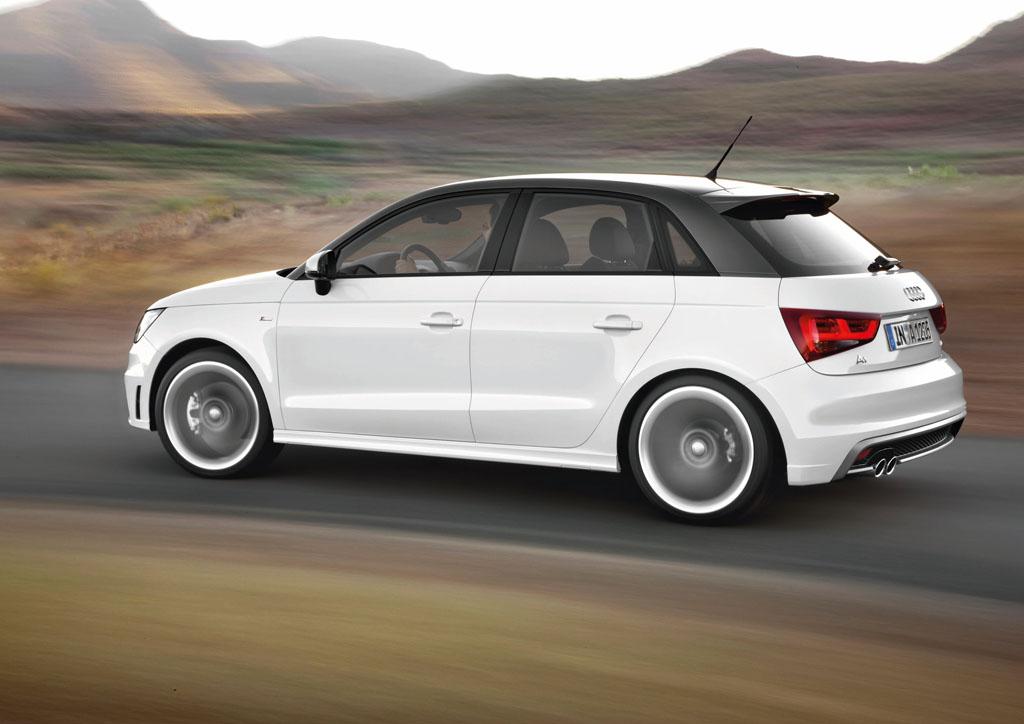 Audi A1 Sportback Officially Revealed Quattroholic Com