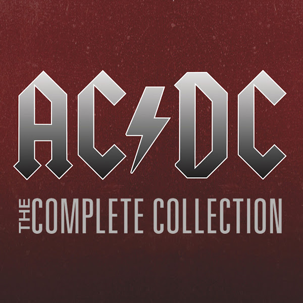 AC/DC - The Complete Collection Cover