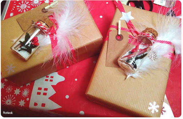 fiole personnalisable pour ses cadeaux