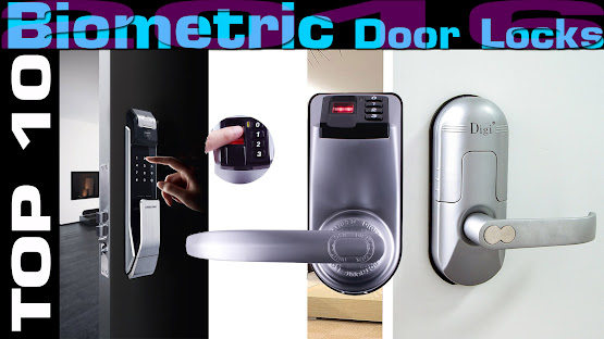Top 10 Review Products-Top 10 Biometric Door Locks 2016