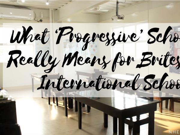 What 'Progressive' Schooling Really Means for Britesparks International School