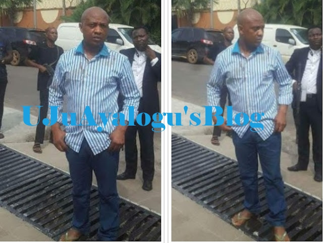 REVEALED: Most wanted billionaire kidnap kingpin, Evans, the mastermind of attempted kidnap of Young Shall Grow boss, Chief Obianodo