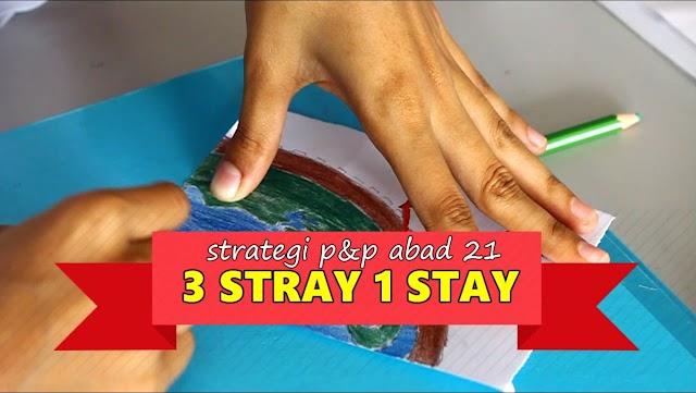 3 Stray 1 Stay sebagai Strategi P&P