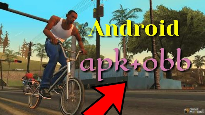 ⬆⬆GTA SA HIGHLY COMPRESSED  FOR ANDROID all gpu