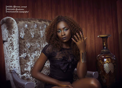 Model Briana Kalango's Facebook Account Hacked