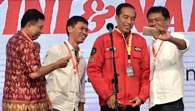 TKN Jokowi-Ma'ruf Sambut Tantangan Uji Baca Al-Quran bagi Capres, tapi…