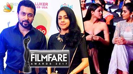 64th Filmfare Awards 2017 : Total Winners List & Best Dressed