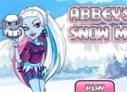 Abbeys Snow Monster