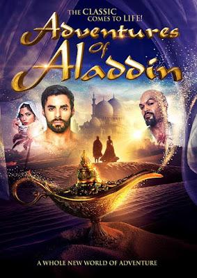 Adventures of Aladdin (2019) English 720p HDRip ESub 800MB