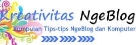 Kreativitas Ngeblog, Tutorial Ngeblog, Tips Blog, Belajar SEO