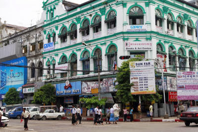 Travel Myanmar Saving Old Rangoon