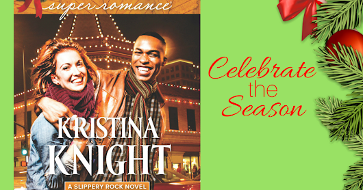 Christmas in a Small Town by @AuthorKristina Knight