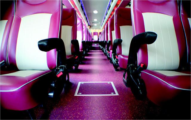 Vận tải hành khách tại Phú Yên - Ngồi ghế trước sẽ giúp bạn tránh bị say xe
