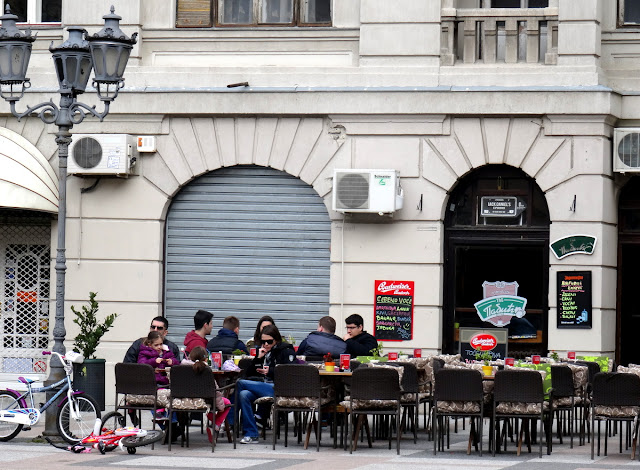 Cafes in Novi Sad