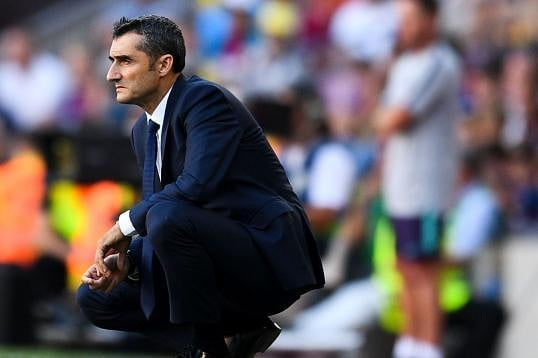 Against All Odds, Barcelona Gives Valverde Contract Extension .