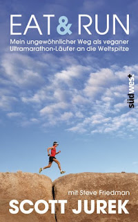 Buchrezension Eat and Run von  Scott Jurek