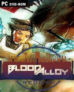 Blood Alloy Reborn wallpapers, screenshots, images, photos, cover, poster