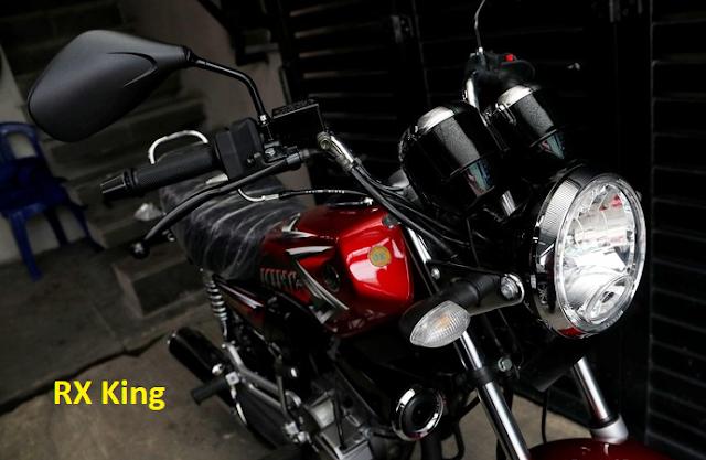 salah satu motor varian lama produksi Yamaha Indonesia Motor Manufacturing yang masih eks Motor Yamaha RX King ini Dihargai 75 Juta Edaaan!