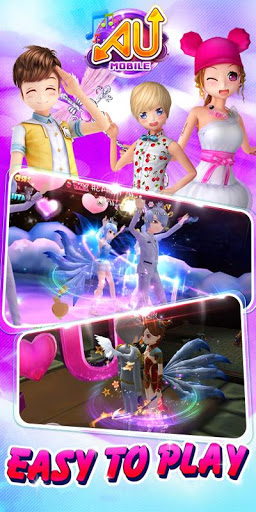 Download AU Mobile Indonesia  Mod Apk game