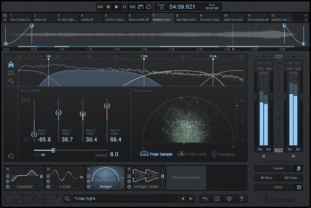 VST FL STUIDO - iZotope Ozone Advanced v6.1 Crack